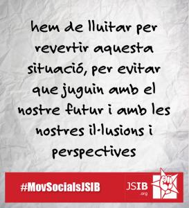 #MovSocialsJSIB