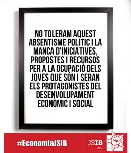 #EconomiaJSIB