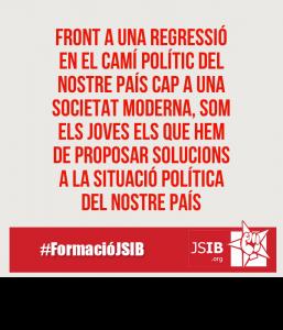 #FormaccioJSIB